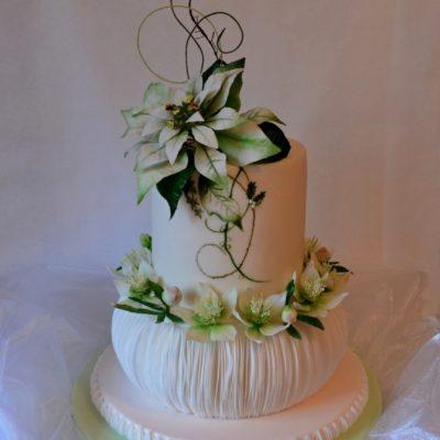 Svatební dort roku 2016