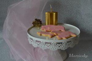 Růžové prasátka+svíčka+logo