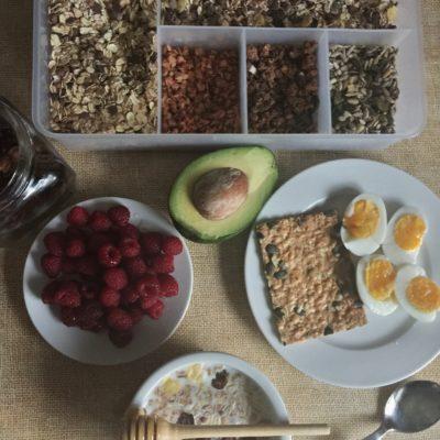 Sladké, ale zdravé snídaně