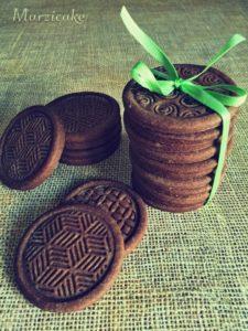 Sušenky kakaové+logo barva