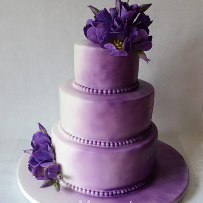 Trendy svatebních dortů