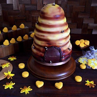 Sladký bar pro včelaře