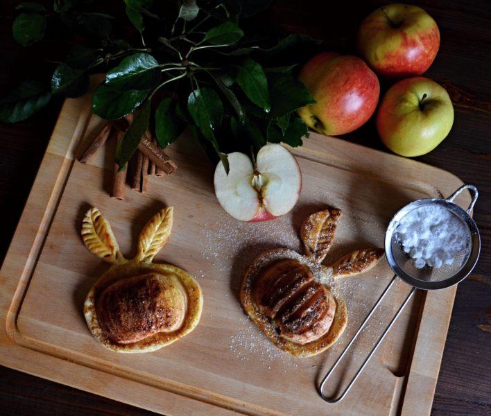 Veselá jablka+logo