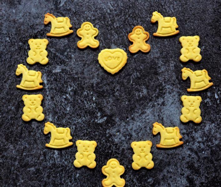 Linecké sušenky pro děti 2