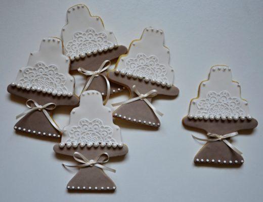 Dáša - sušenky dortíky