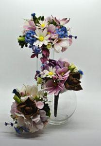 Květy ze svatebního dortu 3
