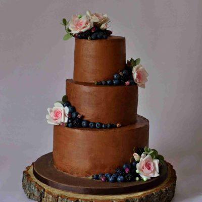 Jak vybrat svatební dort