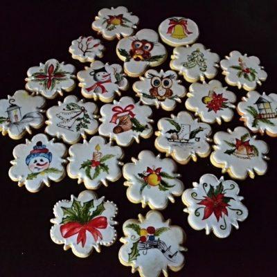 Malované sušenky