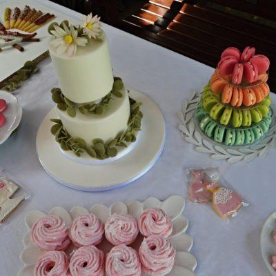 Svatební bary a jiné sladkosti