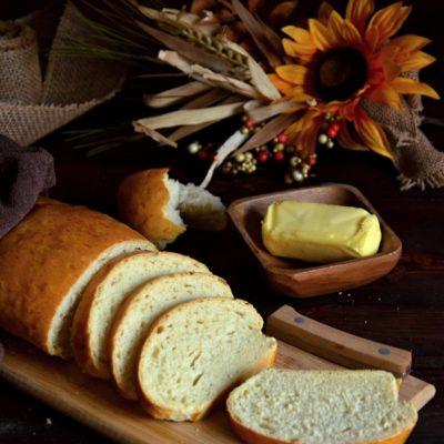 Domácí chlebíčková veka